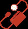 24h-Blutdruckmessung (BVA, SVA, KFA)